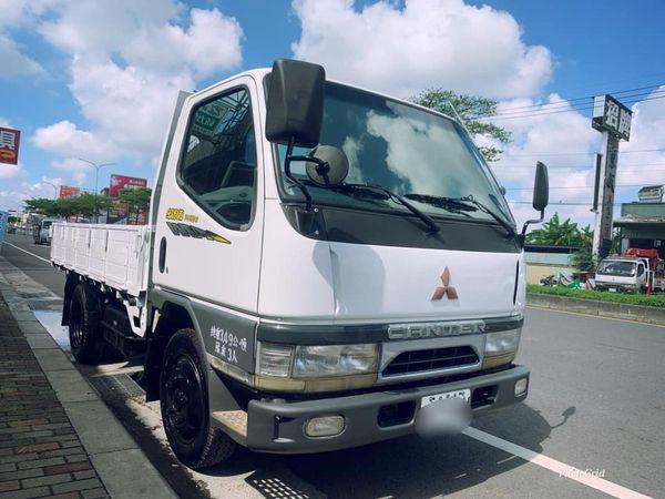 2006年 三菱 堅達 Canter 3.49頓 小貨車