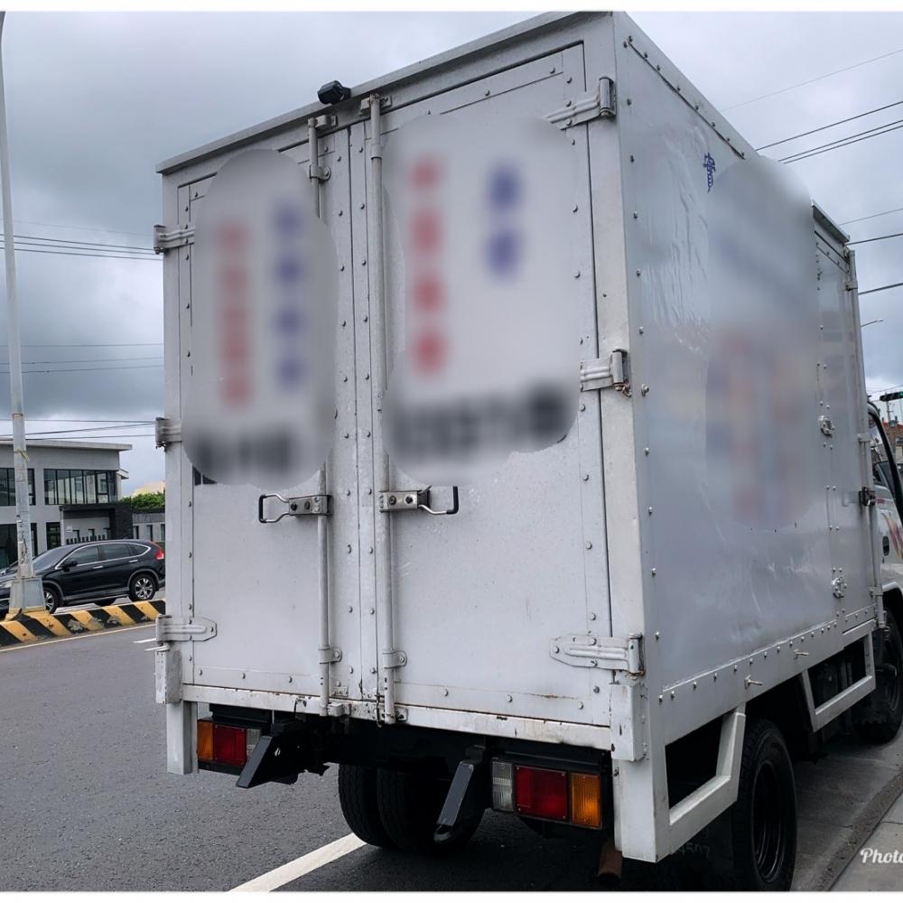 2006年 五十鈴 ELF 3.49頓 小貨車(成交)