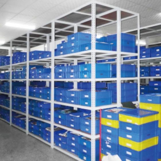 配合置物籃倉儲規劃