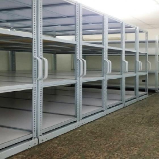 辦公室小空間置物倉儲