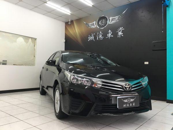 2014 豐田 AL