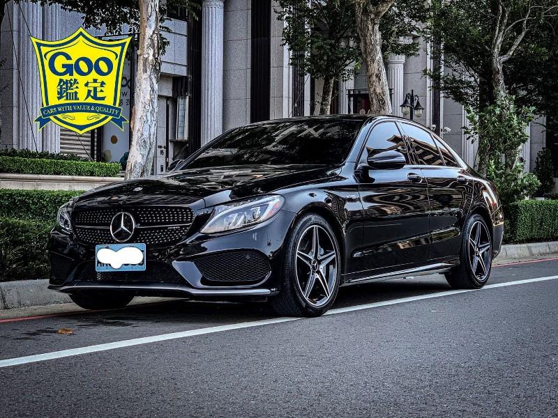 Benz c43 A