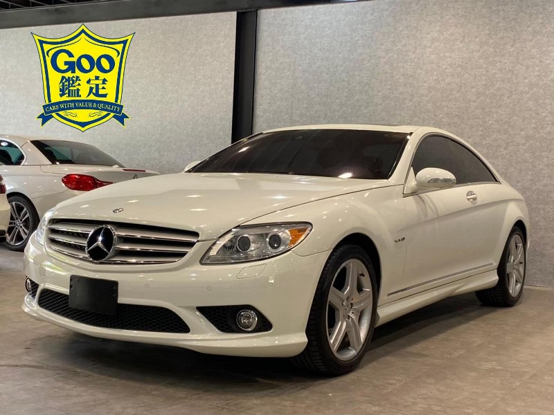 Benz cl550