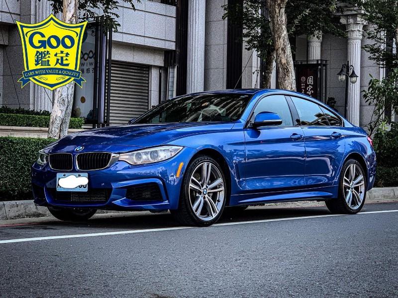 BMW 435 GC
