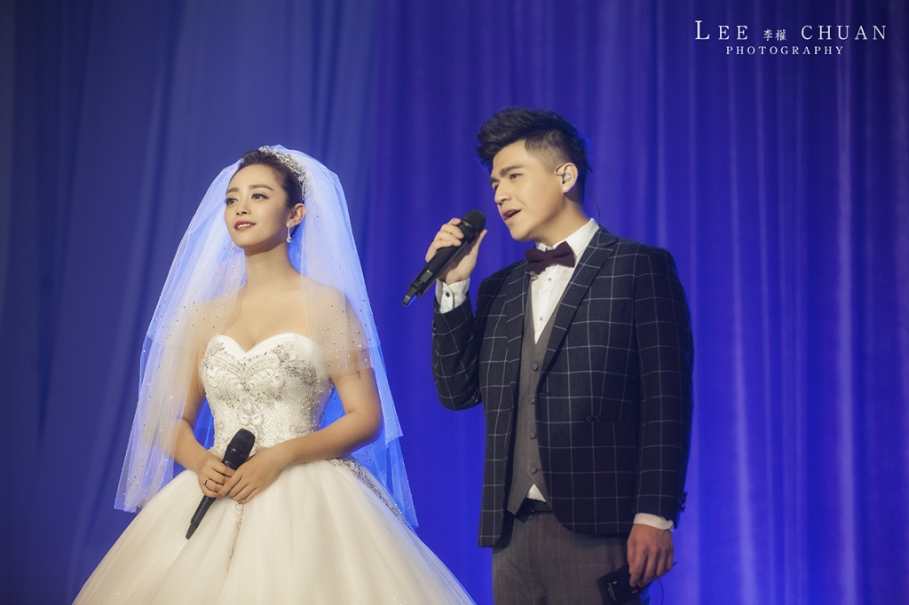 婚禮紀錄-台北婚禮紀錄