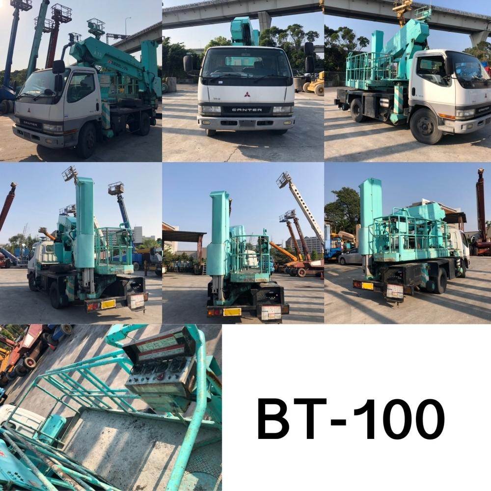 橋樑點檢車BT-100