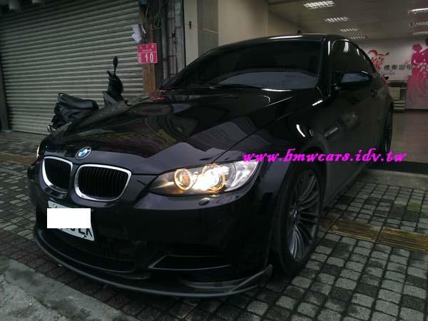 BMW E92 (3