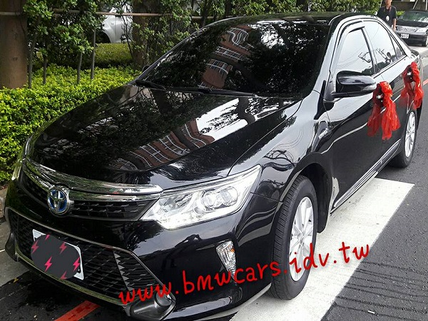 豐田 CAMRY 新