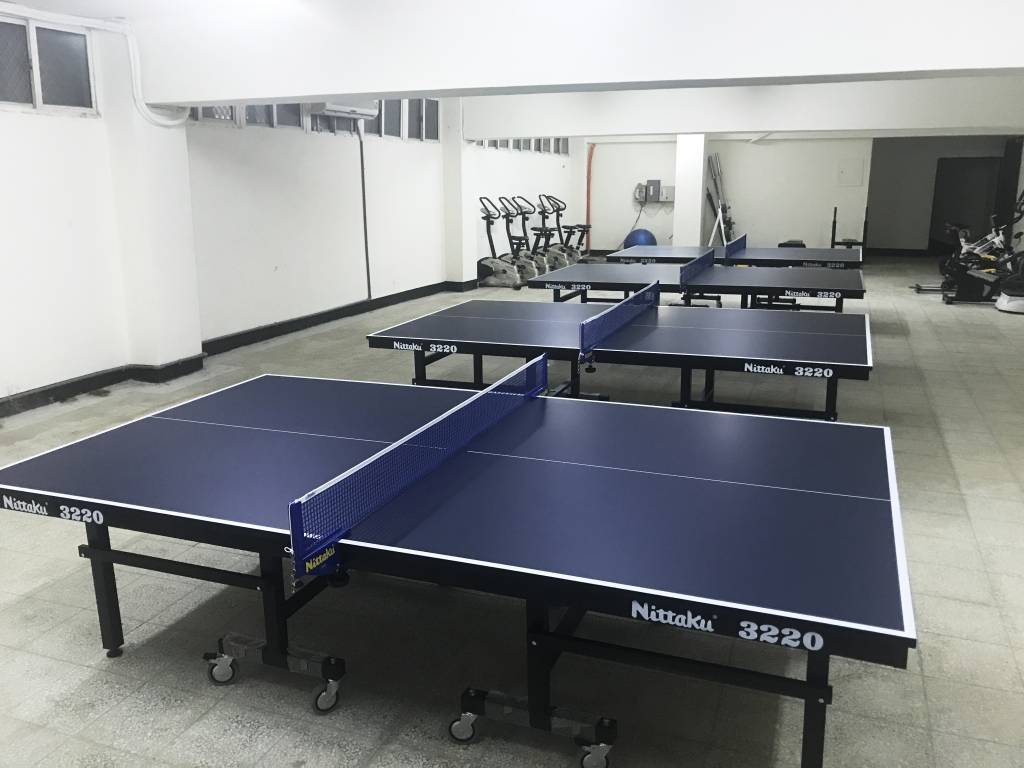 桌球教室規劃