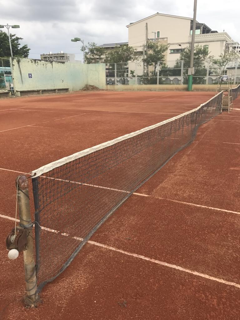 網球場設計