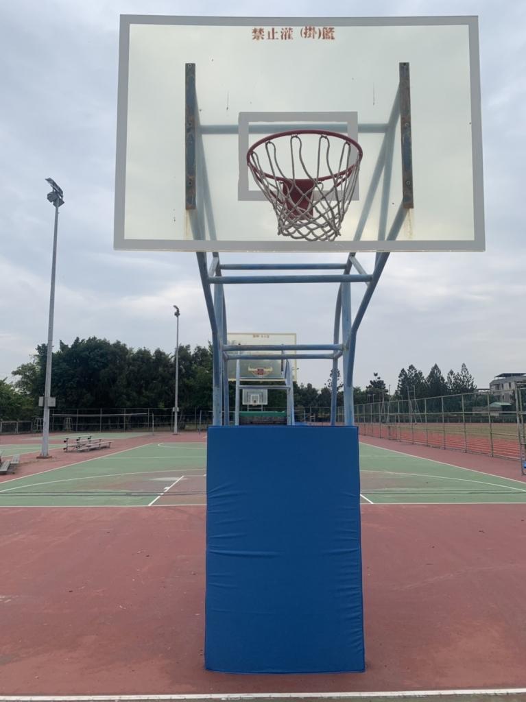 活動式籃架保護墊