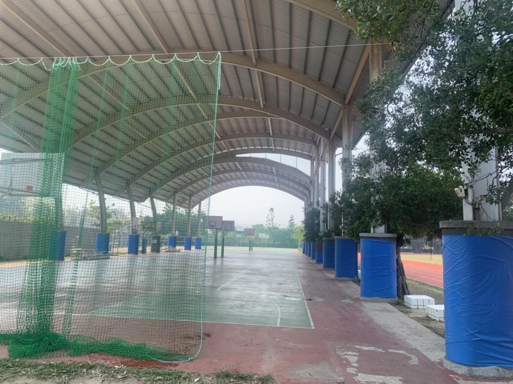 球場圍網工程