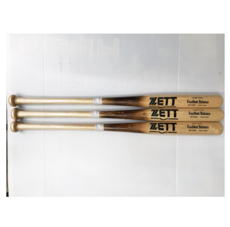 ZETT 店家訂製款 職業級北美硬楓木壘球棒