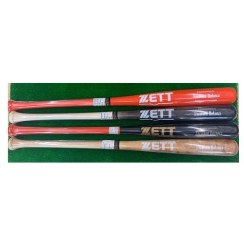 ZETT 職業用加拿大進口楓木棒球棒