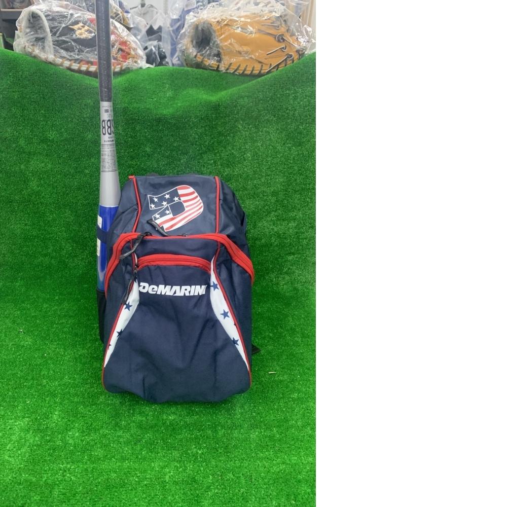 DEMARINI 2021新款 兩支裝棒壘專用背包 三色