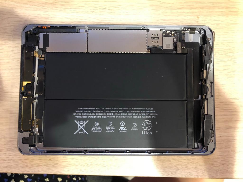 維修實例/高雄蘋果手機維修