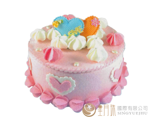 拼布-蛋糕