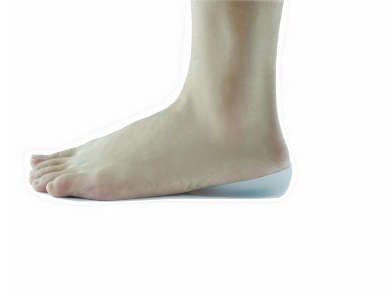 杯狀足跟矽膠減壓墊/台中減壓鞋墊推薦