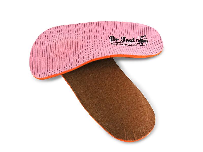 3 4 Fashion Lady銀纖舒適鞋墊/台中矯正鞋墊