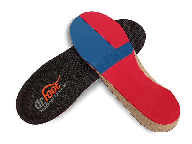 美國銀纖量身訂製矯正鞋墊/台中矯正鞋墊訂製