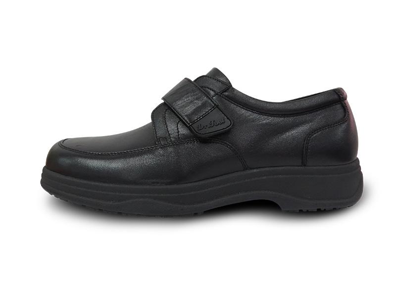 健康一條帶男皮鞋/台中健康鞋推薦