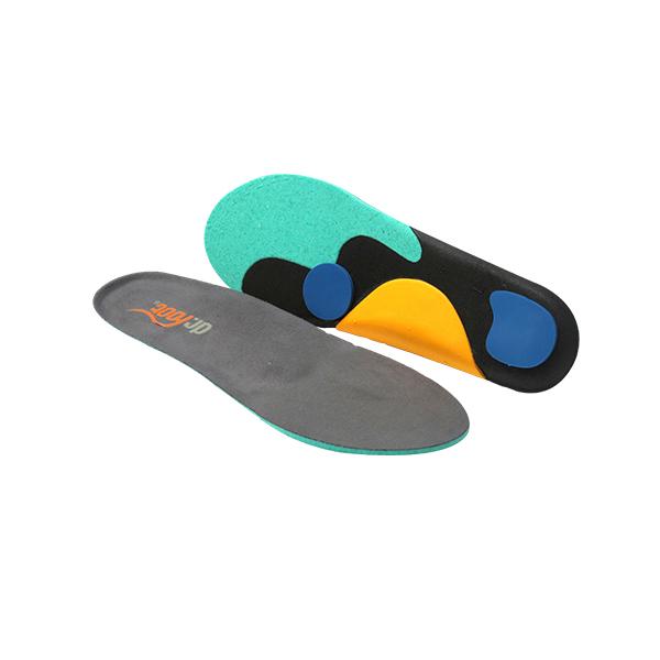 日系內側增高健康鞋墊