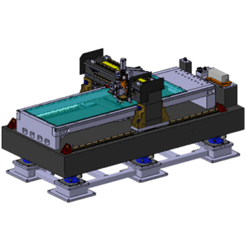 AOI面板及PCB板瑕疵檢查機(一)