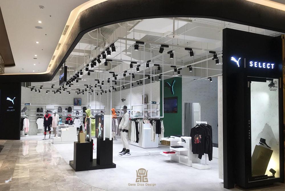 PUMA 台中 — 文心秀泰百貨SELECT 概念店