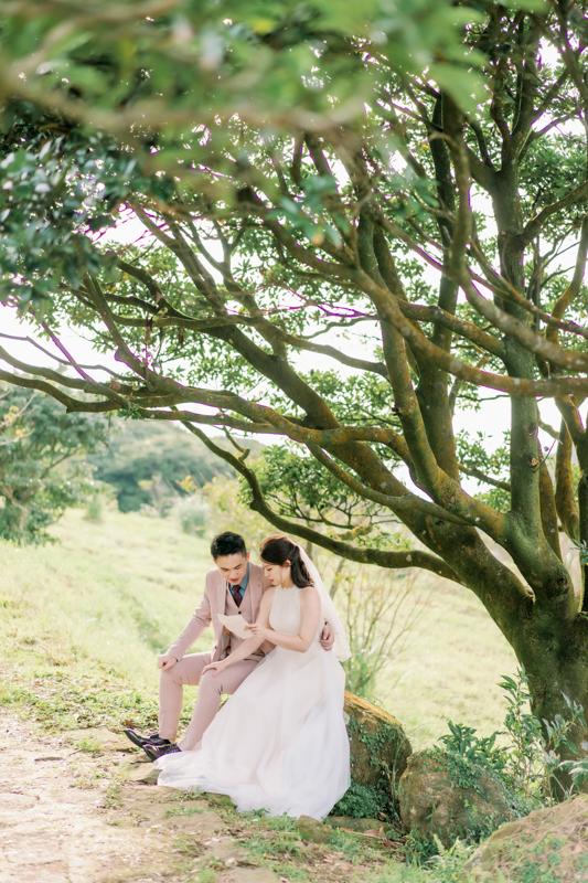 Allison&Max|台北陽明山&草山玉溪|一日婚紗
