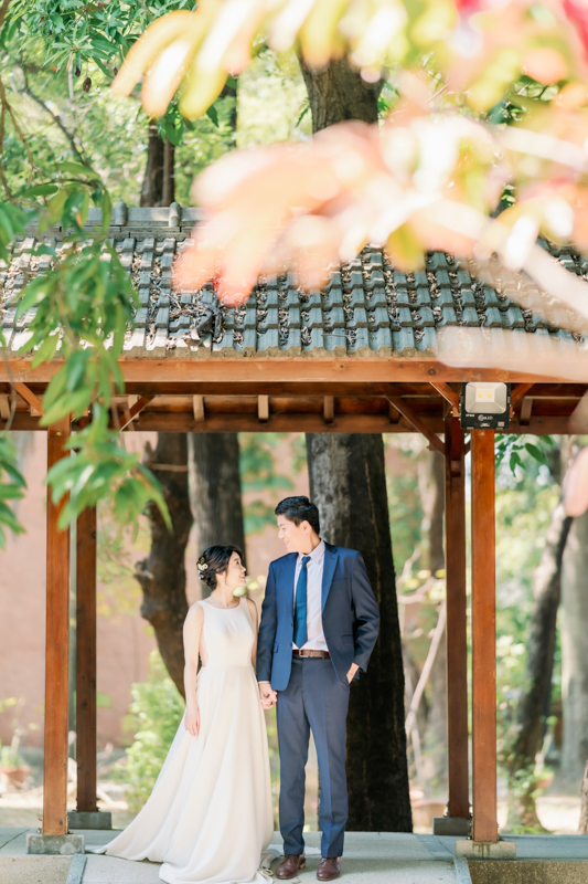 Megan & I Chaun | 台南安平&成大|旅行婚紗