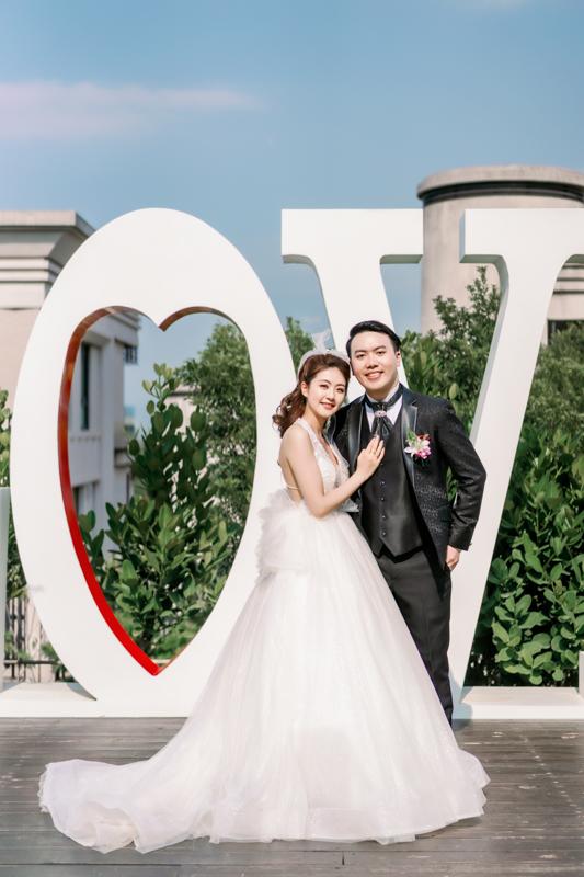 喬元&亞玲|清新溫泉飯店|早儀午宴戶外證婚