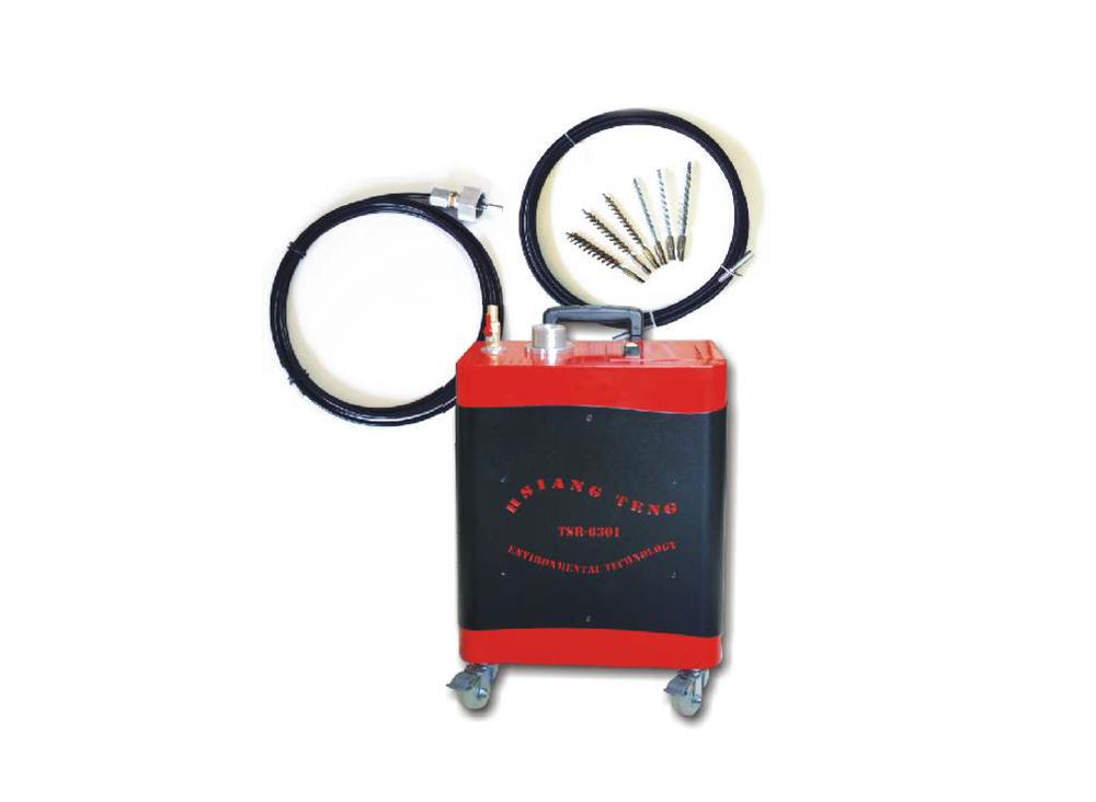 殼管式熱交換器電動清