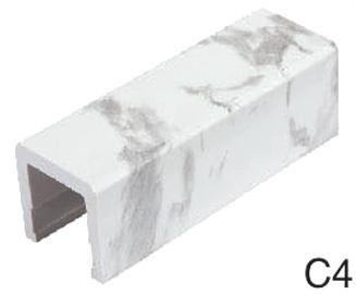 C4仿天然石紋門檻