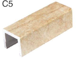 C5仿天然石紋門檻