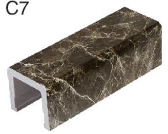 C7仿天然石紋門檻