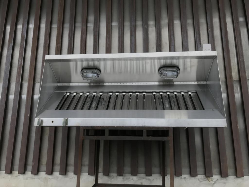 油煙淨化環保工程設備