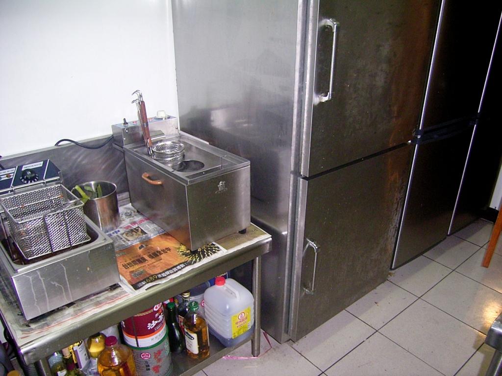 中西式早餐設備
