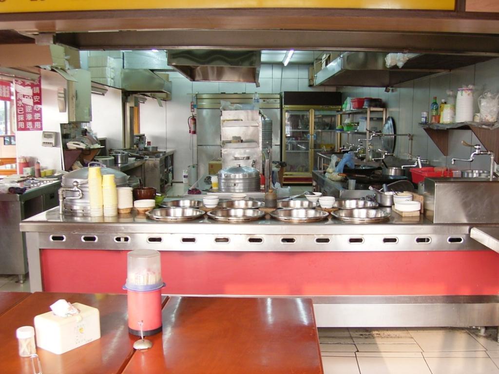 中日式快餐設備