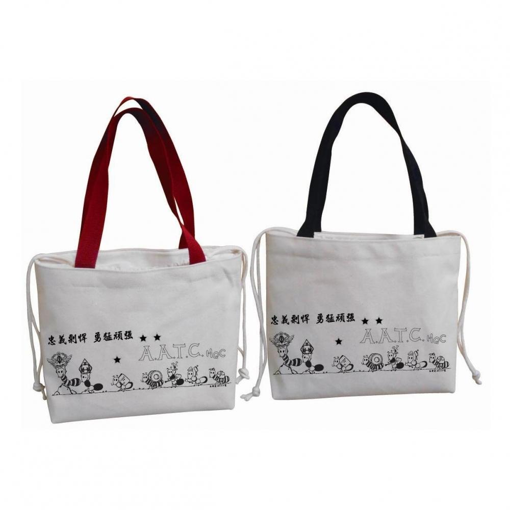 橫式托特袋