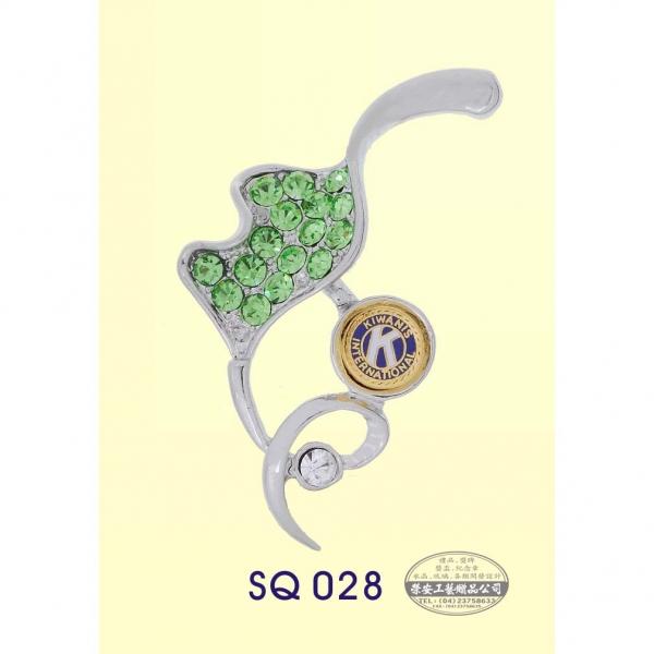 【胸針】SQ028