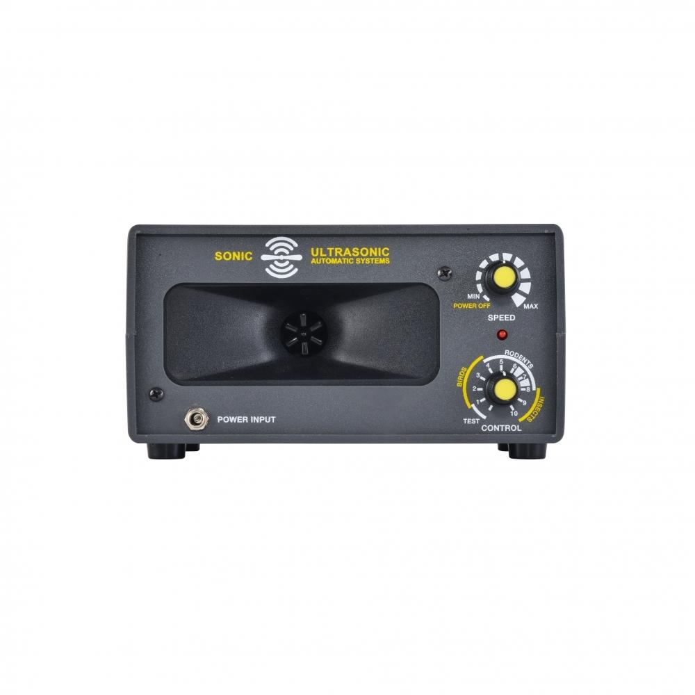 超音波驅鼠蟲器 (營業用型:50坪)