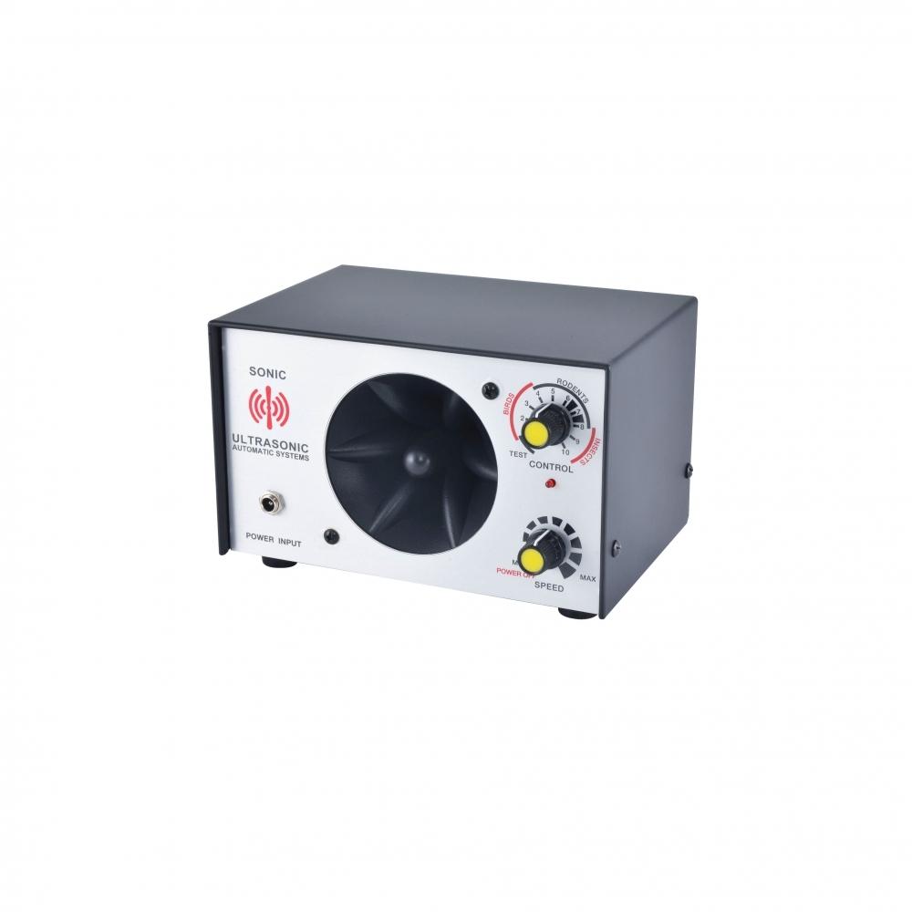 超音波驅鼠蟲器 (工廠用型:70坪)