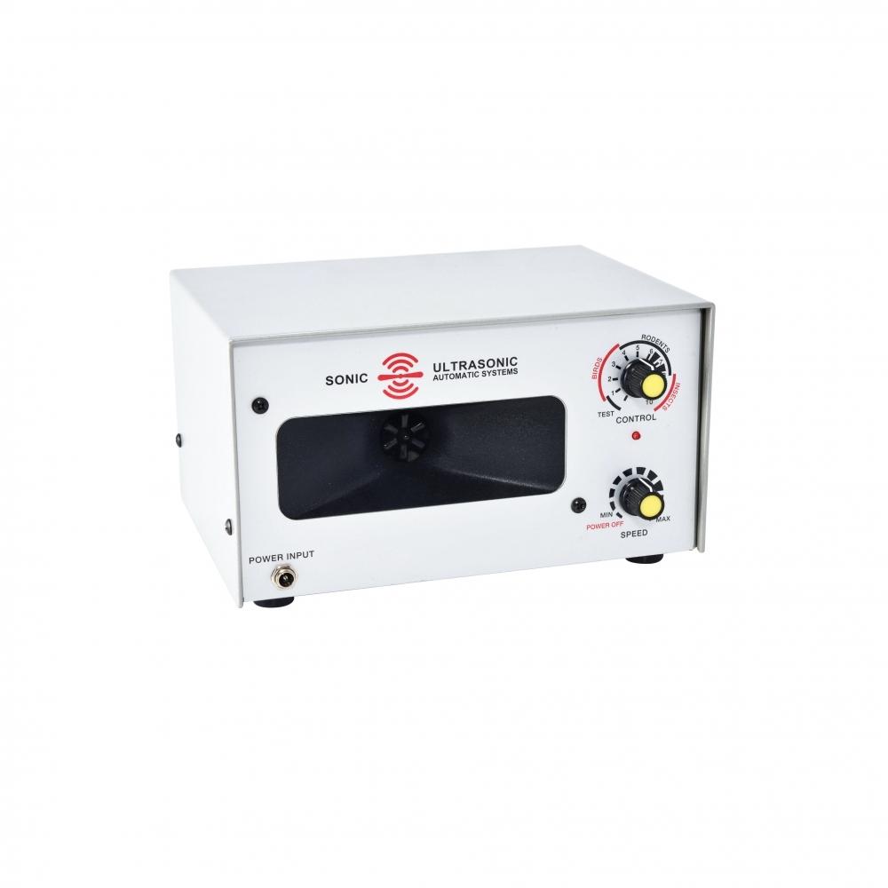 超音波驅鼠蟲器 (專業用型:200坪)