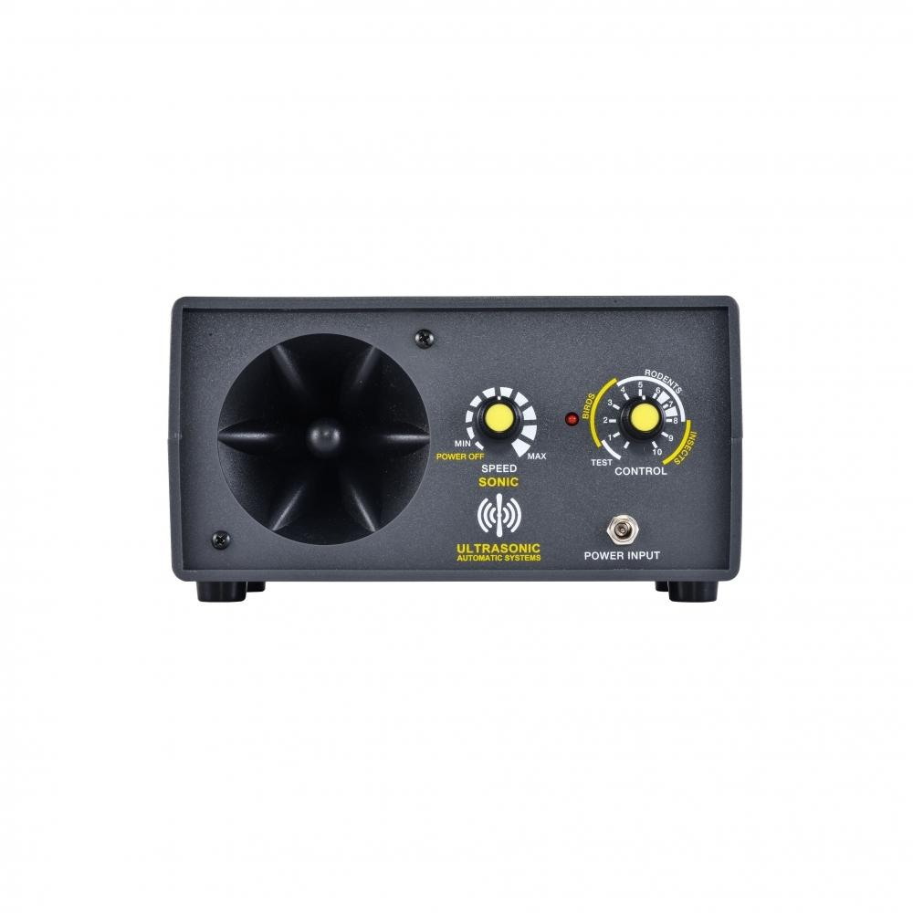 超音波驅鼠蟲器(家庭用型:30坪)