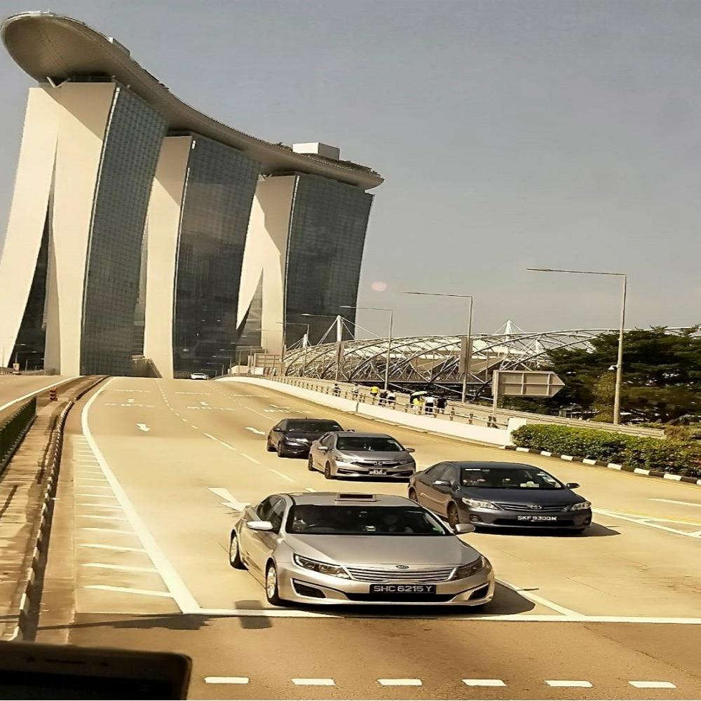 行萬里路之新加坡城市
