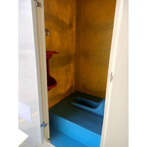 工地專用耐用流動廁所