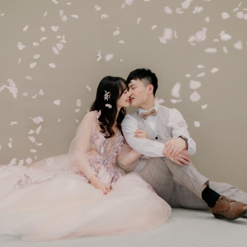 融合韓式婚紗四大經典