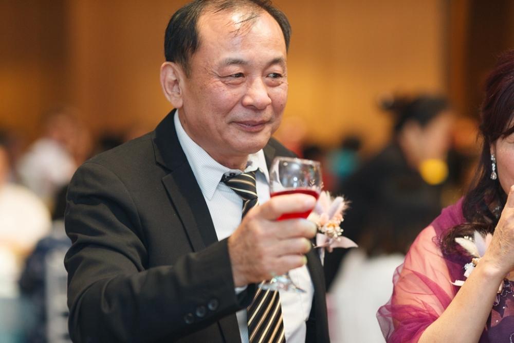 Jeng-Yu 歸寧純宴客 高雄頤品大飯店