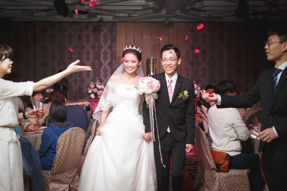 Lee-Uen 迎娶