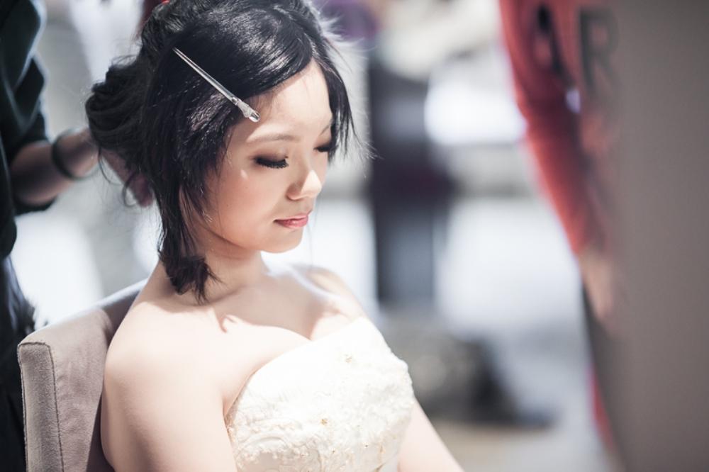 Eddie-Lu 迎娶+宴客 台南活動中心